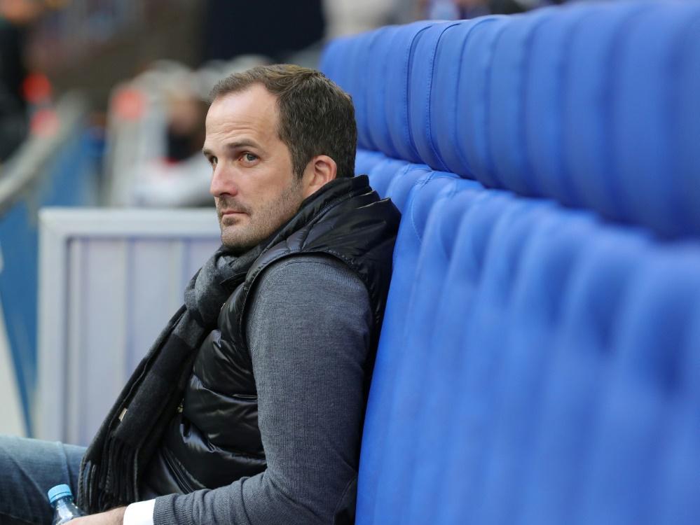 Schalke wartet seit 18 Bundesligaspielen auf einen Sieg. ©FIRO/SID