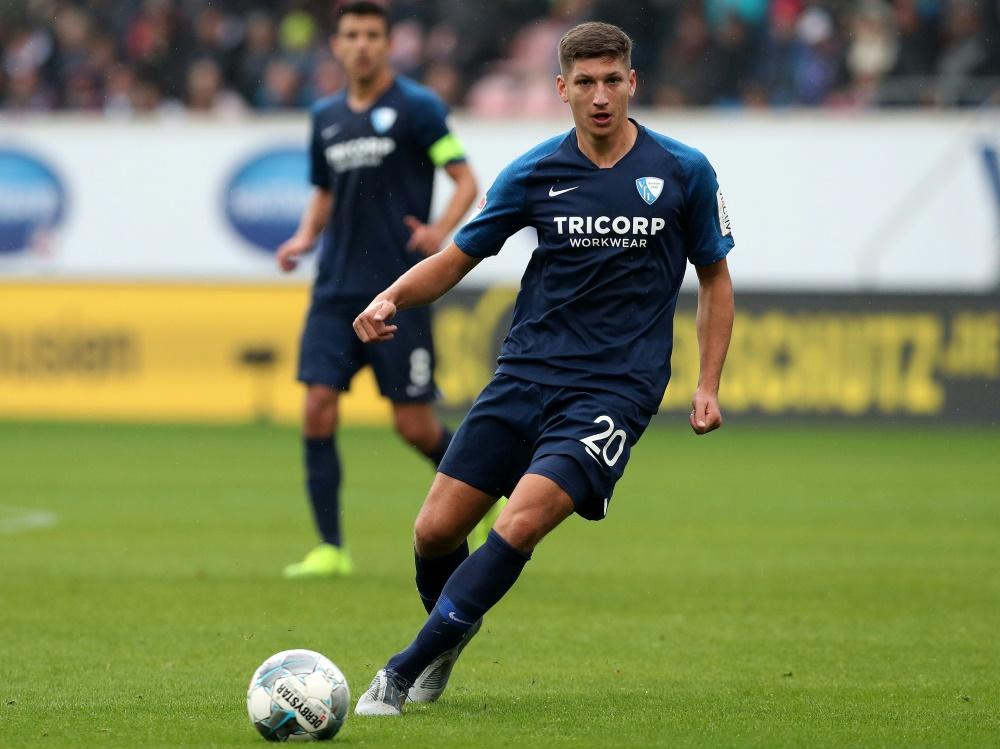 Vitaly Janelt verlässt den VfL Bochum  . ©FIRO/SID