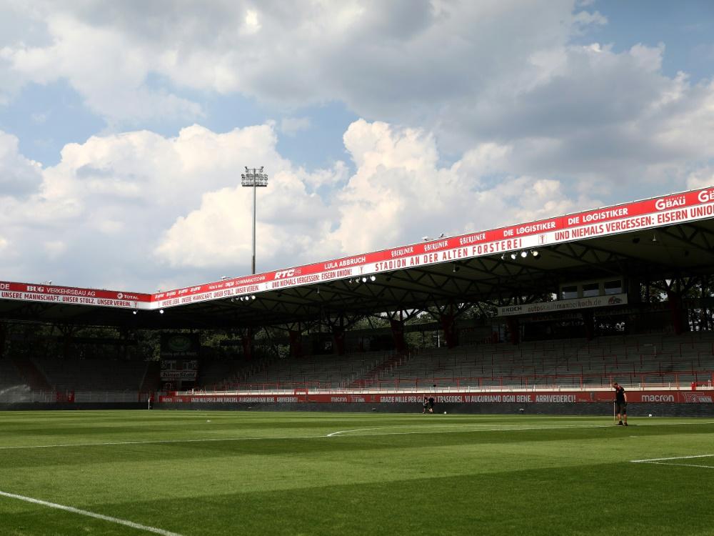 5000 Zuschauer sind bei Union gegen Freiburg zugelassen. ©Maja Hitij / POOL / AFP MAJA HITIJ