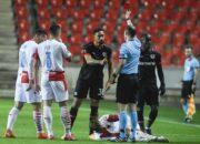 70 Minuten in Unterzahl: Leverkusen verliert in Prag