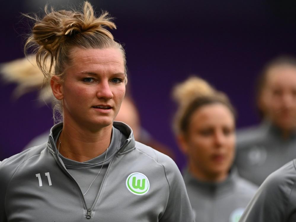 DFB-Frauen ohne Popp und Lattwein gegen England . ©SID GABRIEL BOUYS
