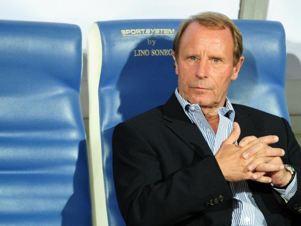 Berti Vogts hält Götze-Comeback im DFB-Team für möglich. ©SID JOHANNES EISELE