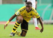 Vier Tore gegen Essen: BVB-Wunderkind Moukoko knipst weiter