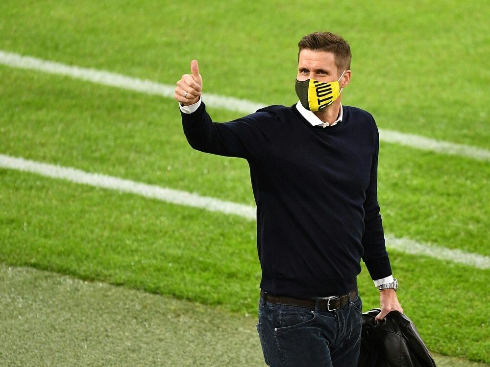 Sebastian Kehl hat seinen Vertrag beim BVB verlängert. ©FIRO/SID