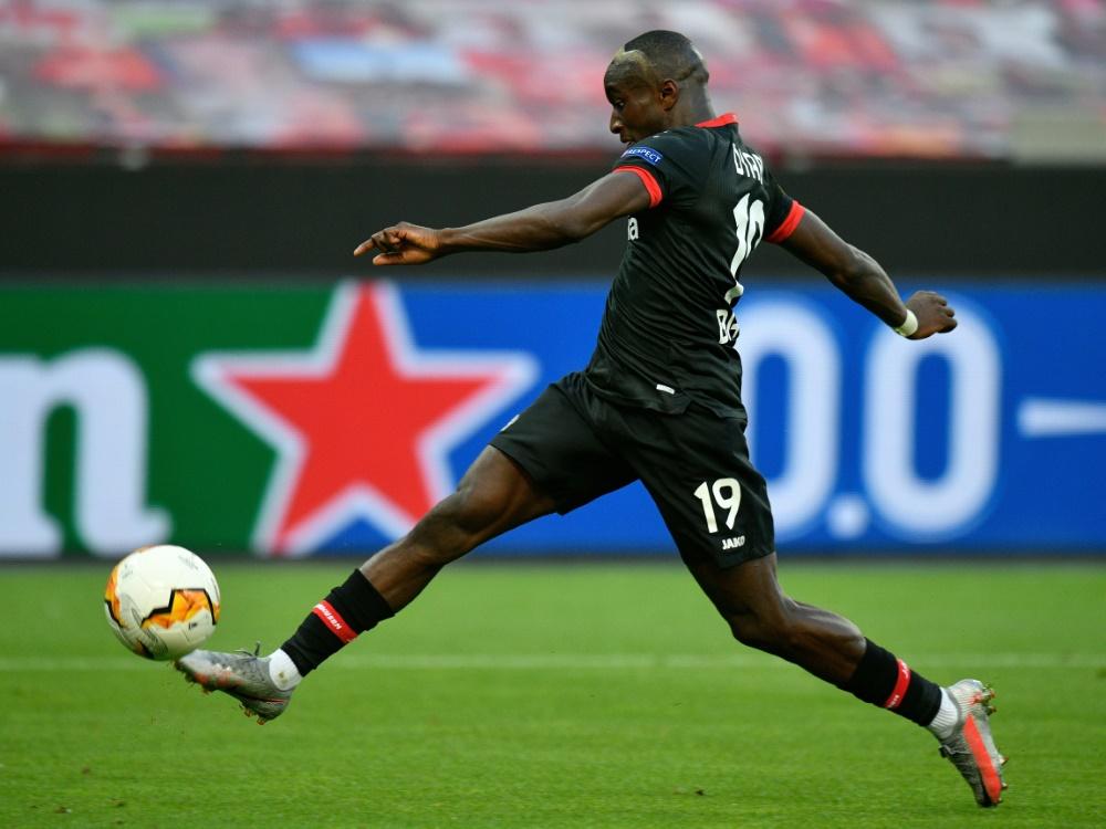 Diaby fährt nicht zur französischen Nationalmannschaft. ©SID SASCHA SCHUERMANN