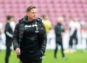 """FC-Coach Gisdol: VfB """"unbekümmert und nach vorne brandgefährlich"""""""