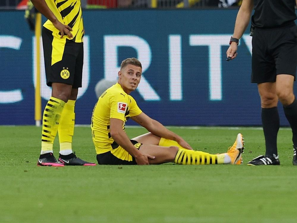Hazard wird weiterhin von einer Verletzung geplagt. ©FIRO/SID