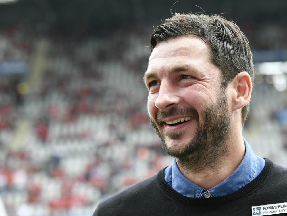 Schwarz ist neuer Trainer von Dynamo Moskau. ©SID THOMAS KIENZLE