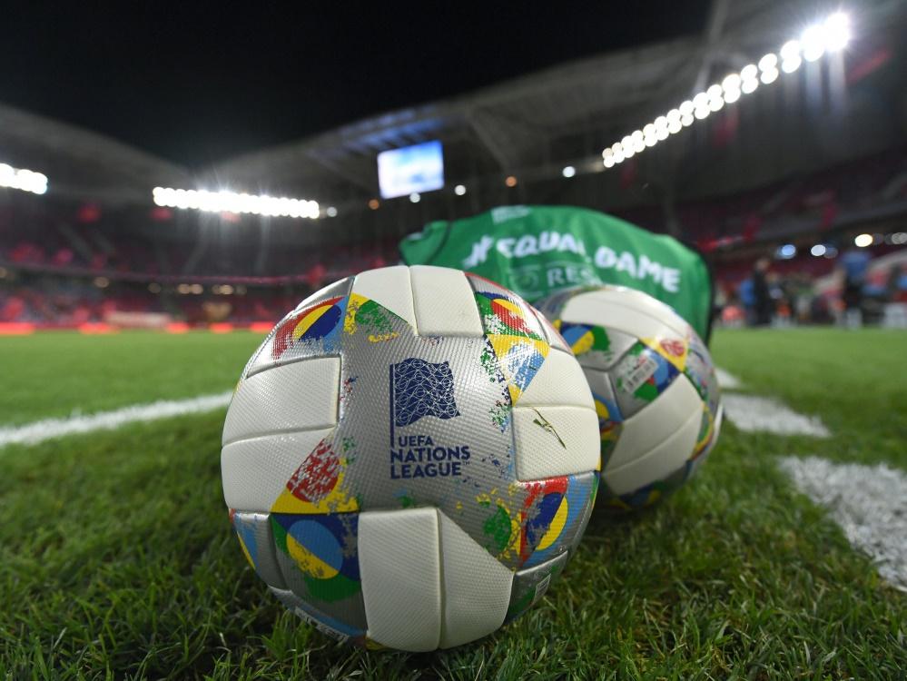 UEFA verlegt Spiele von Aserbaidschan und Armenien. ©SID OZAN KOSE