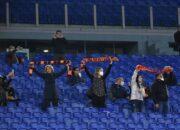 Italiens Fußballstadien wieder ohne Fans