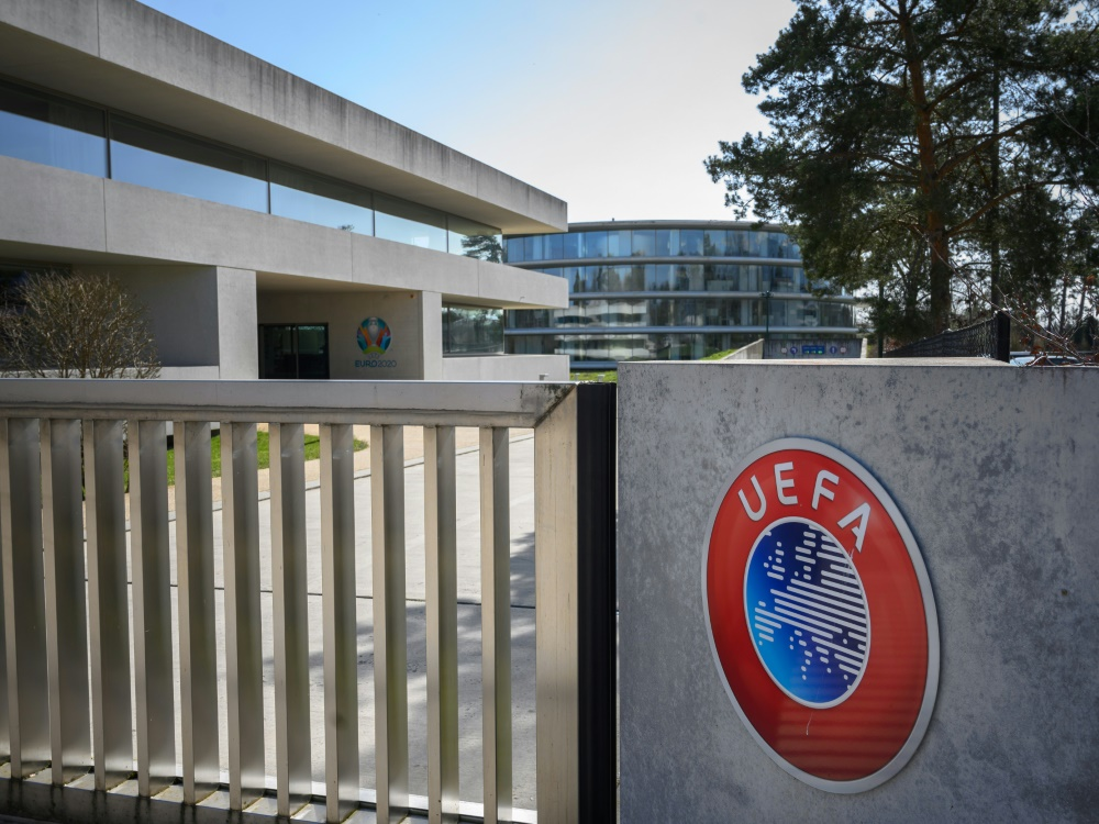 Neuer Anlauf zur europäischen Superliga?. ©SID FABRICE COFFRINI