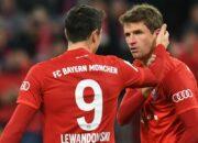 """Müller: Lewandowskis Entwicklung """"kann man nicht hoch genug loben"""""""