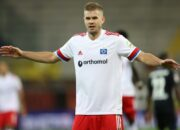 Dämpfer im Derby: Terodde bewahrt HSV vor Pleite gegen St. Pauli