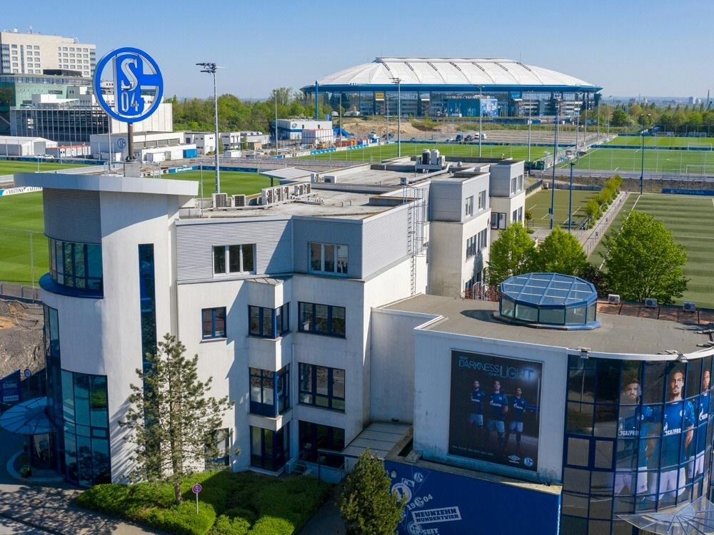 Christina Rühl-Hamers neue Finanzvorständin auf Schalke. ©FIRO/SID