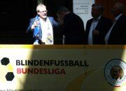 Blindenfußball: MTV Stuttgart zum siebten Mal Meister