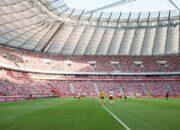 Polens Nationalstadion wird zum Corona-Krankenhaus