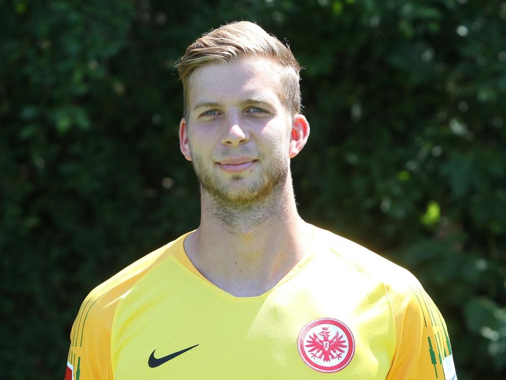 Torwart Felix Wiedwald verlässt die Bundesliga. ©SID DANIEL ROLAND