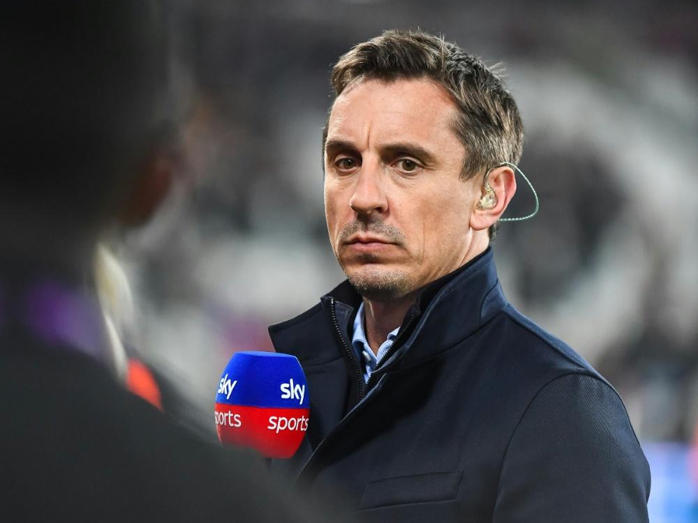 Gruppe um Neville will englischen Fußball reformieren. ©SID Stephen Wright