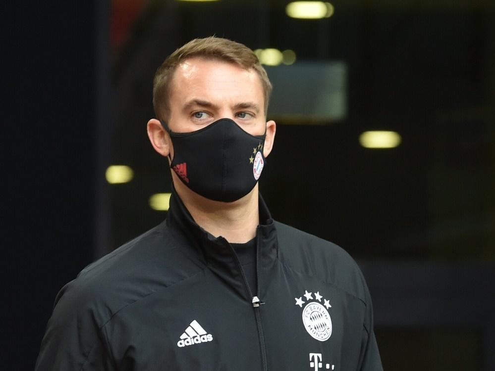 Neuer und Co. haben beim FC Bayern einen engen Zeitplan. ©SID CHRISTOF STACHE
