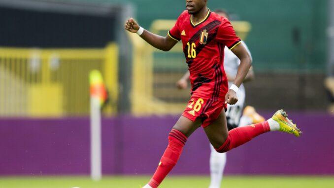 Belgien Mannschaft 2021
