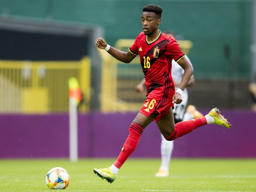 U21 erhält Schützenhilfe: Belgien verliert gegen Moldau. ©SID JASPER JACOBS