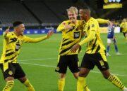 BVB besiegt chancenlose Schalker 3:0 - Akanji aus der Quarantäne zum Helden