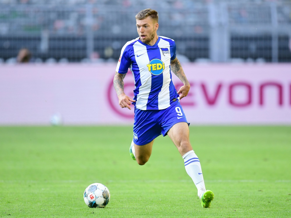 Esswein spielte u.a. für Hertha, Stuttgart und Augsburg. ©FIRO/SID