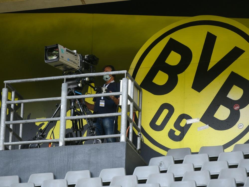 BVB engagiert sich gegen Antisemitismus. ©SID INA FASSBENDER