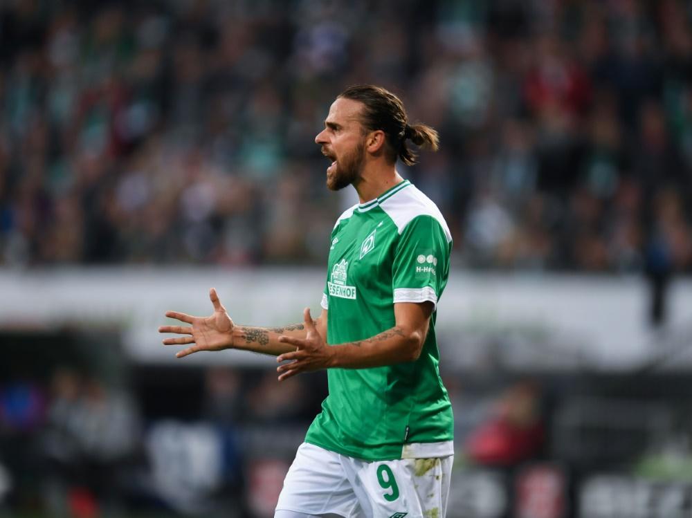 Harnik wird nicht mehr für Werder Bremen auflaufen. ©SID PATRIK STOLLARZ