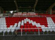 Würzburg gegen Bochum ohne Zuschauer