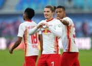 Leipzig - Hertha 2:1 - Leipzig bleibt Spitzenreiter: Sieg gegen dezimierte Herthaner
