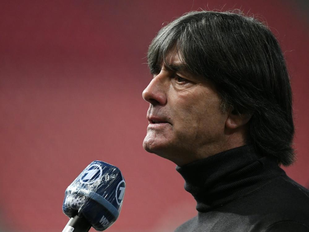 Der deutschen Mannschaft könnten drei Spieler fehlen. ©SID INA FASSBENDER