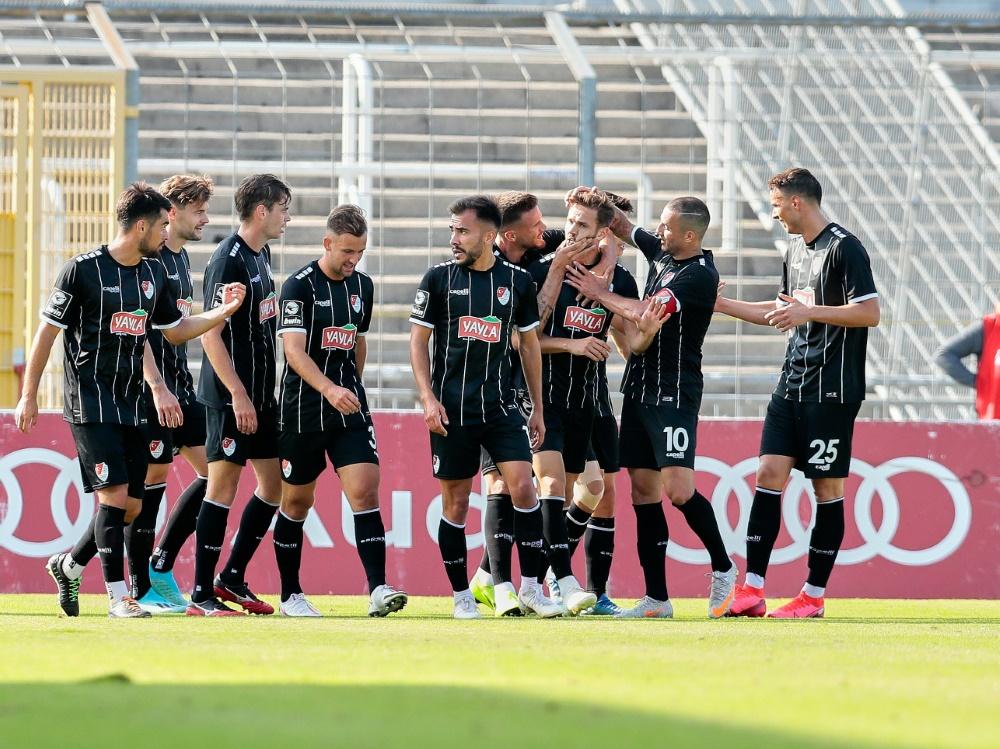 Türkgücü München hofft weiter auf Pokal-Teilnahme. ©FIRO/SID