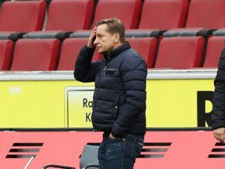 Horst Heldt FC Köln