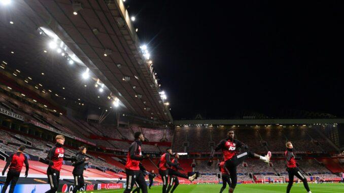 Manchester United Hackerangriff