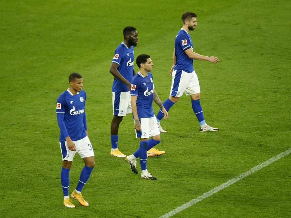 Zum 24. Mal in Folge ohne Sieg: Schalke 04. ©SID LEON KUEGELER
