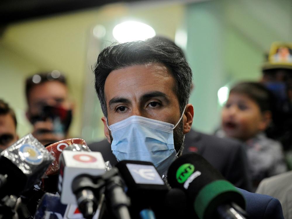 Ermittlungen gegen Leopoldo Luque aufgenommen. ©SID JAVIER GONZALEZ TOLEDO