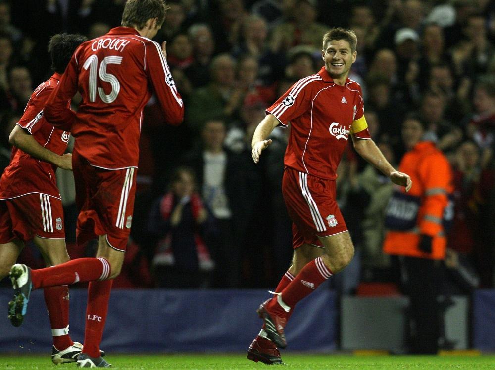 Liverpool schlägt Besiktas historisch. ©SID PAUL ELLIS