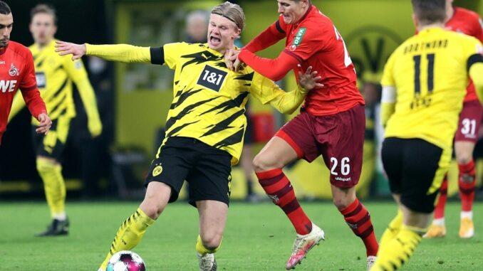 Köln Dortmund 2021