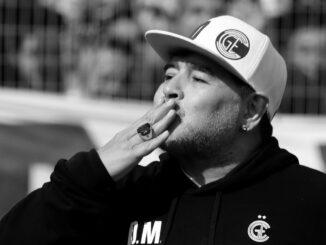 Diego Maradona gestorben
