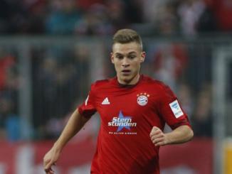 Joshua Kimmich Bayern München