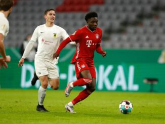 Holstein Kiel gegen Bayern München