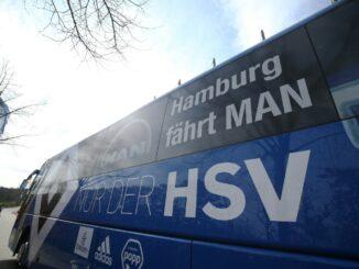 Nordderby in der zweiten Liga: HSV reist nach Kiel. ©firo Sportphoto/SID