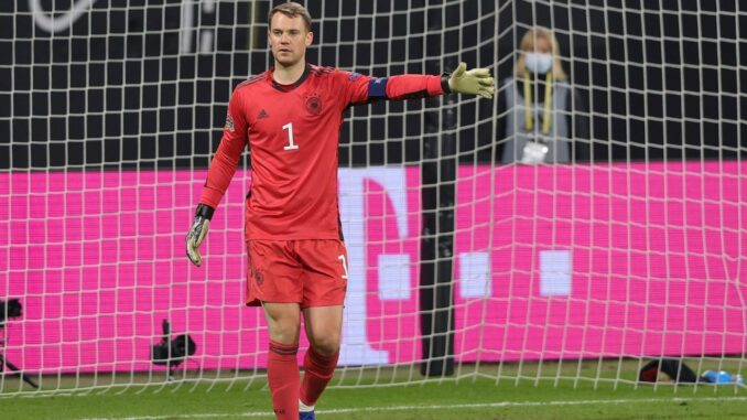 Manuel Neuer Nationalelf