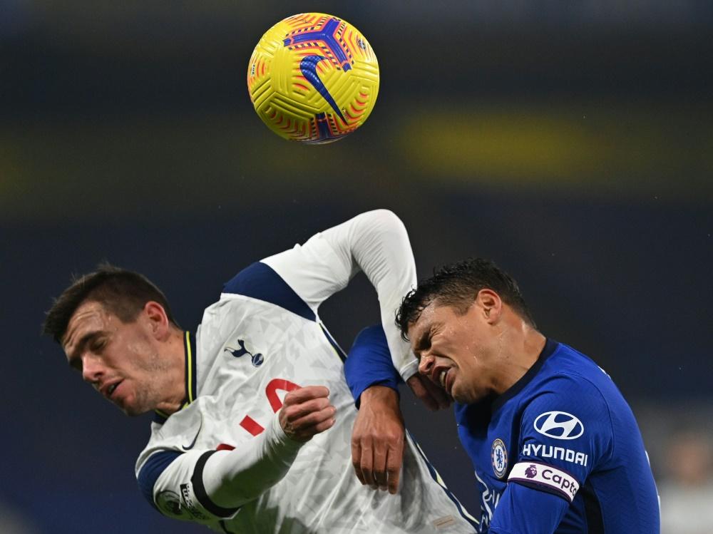 Chelsea und Tottenham trennen sich 0:0. ©SID JUSTIN TALLIS