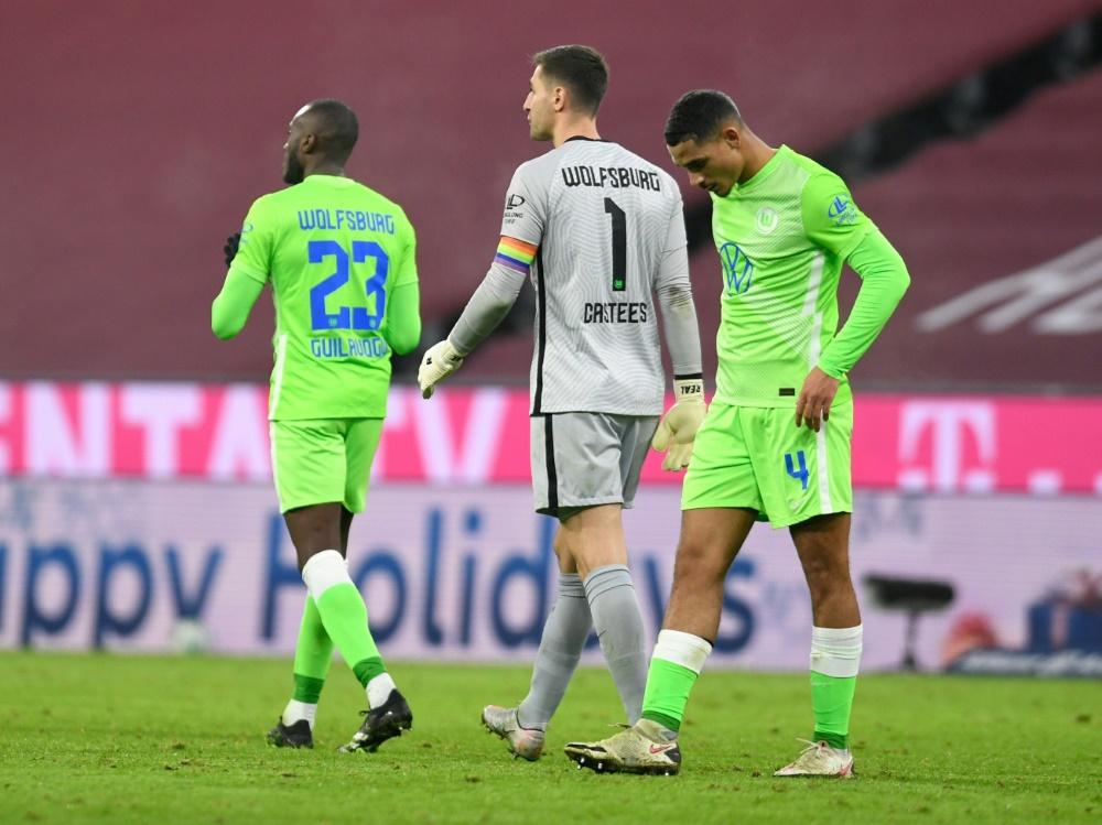 Dem VfL fehlen gegen Stuttgart fünf Spieler wegen Corona. ©FIRO/SID
