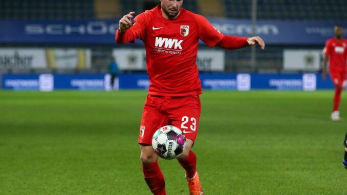Marco Richter FC Augsburg