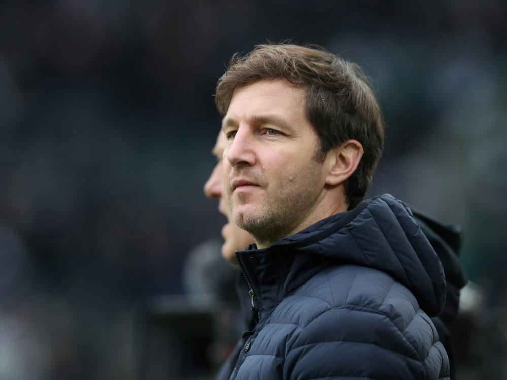 Jochen Saier bleibt dem SC Freiburg erhalten. ©FIRO/SID