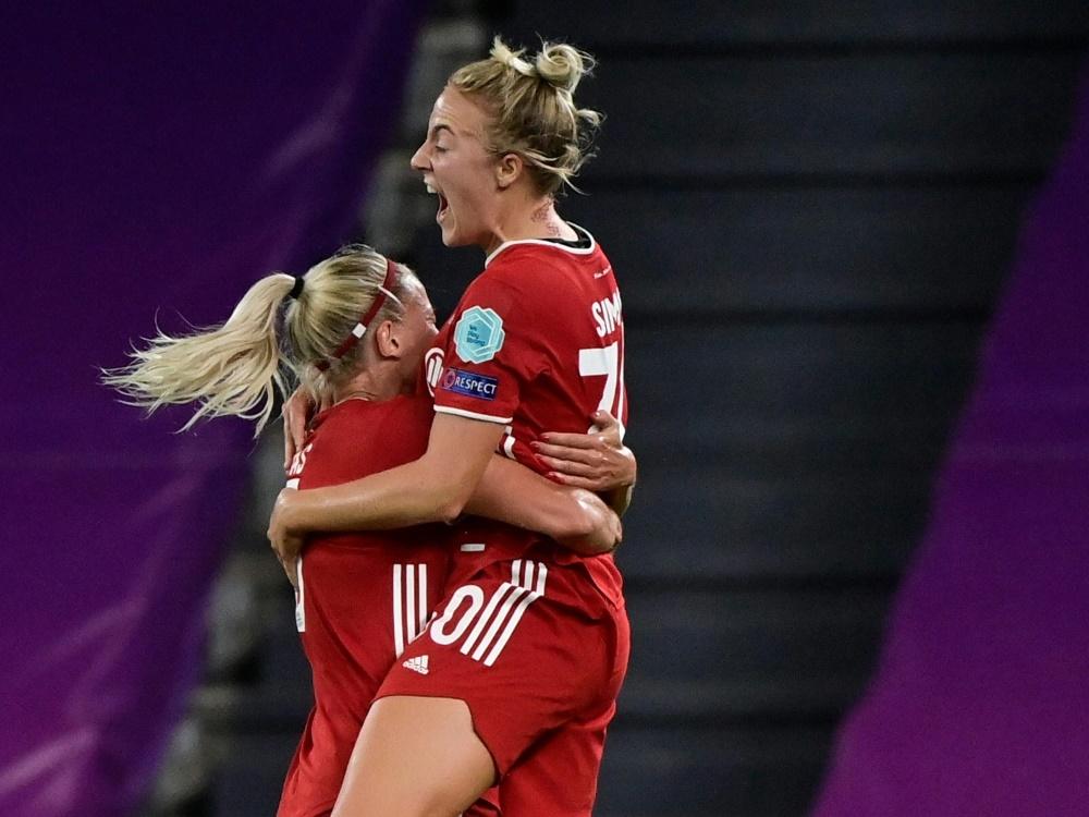 Die Bayern gewannen im letzten Spiel des Jahres 8:0. ©SID JAVIER SORIANO