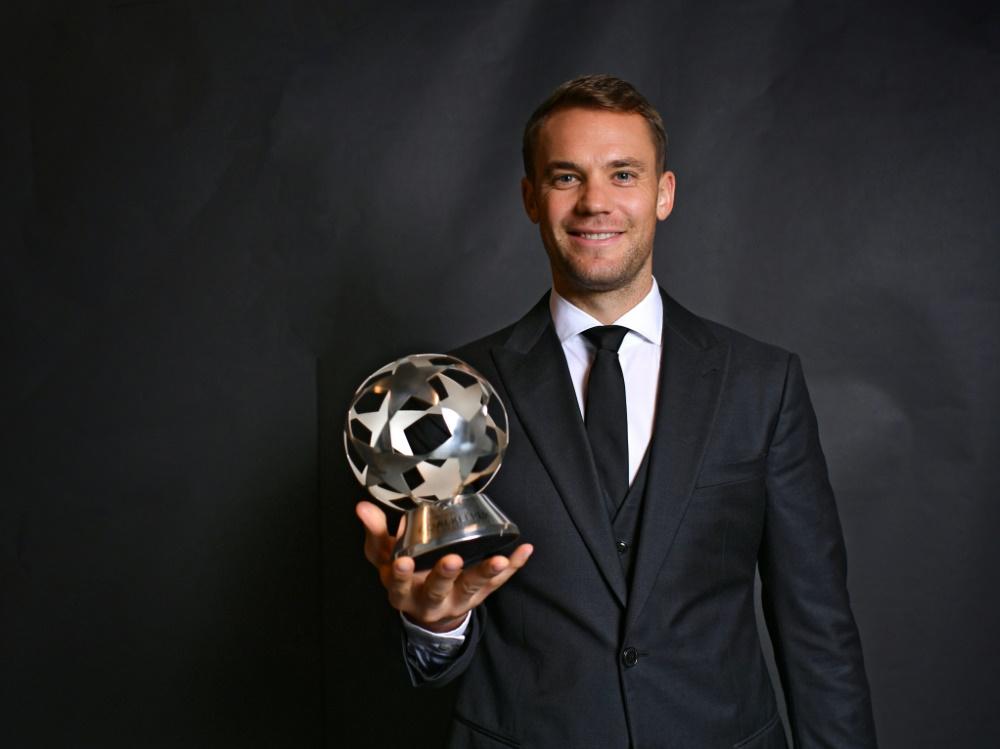 Welttorhüter Manuel Neuer will auch die Klub-WM gewinnen. ©SID HAROLD CUNNINGHAM